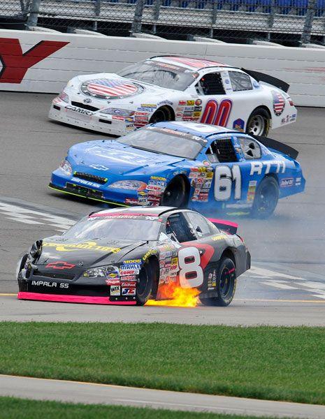 NASCAR.. If i had a choice, i would race!!!