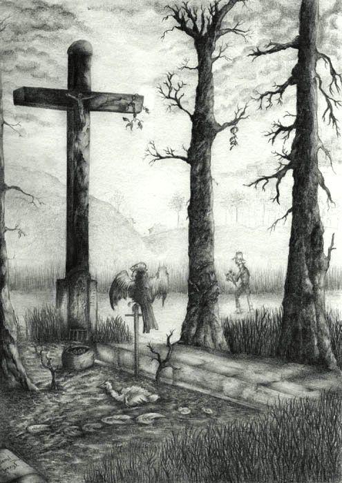 """""""Przydrożne znaki pobożnosci ludowej"""" 2010"""