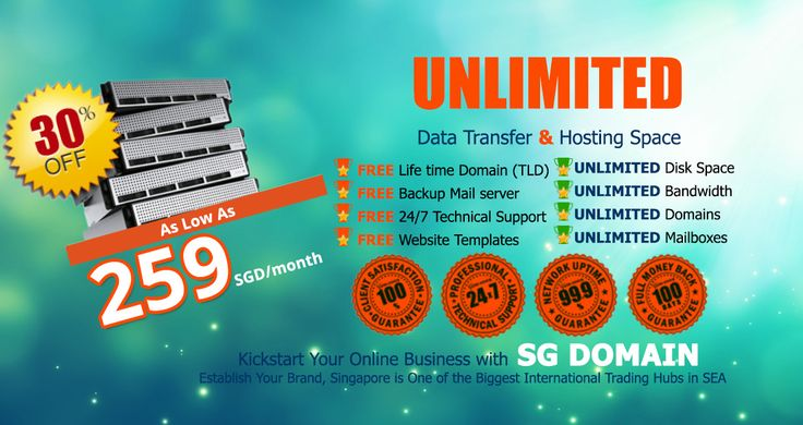 http://www.cheapwebdesign.com.sg/index.php/en/domains-hosting/sme-business-hosting Unlimited Data Transfer & Hosting Space