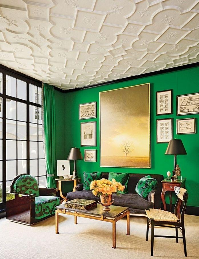 1001 Ideas Sobre Colores Para Salones Y Como Pintar La Sala De