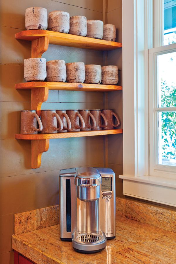 1000 Images About Coffee Shelf Ideas On Pinterest
