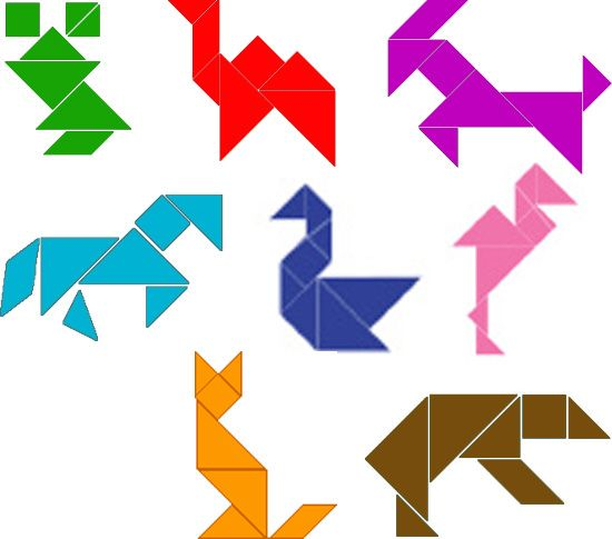 61 best Tangram images on Pinterest  Puzzles Children and Maths