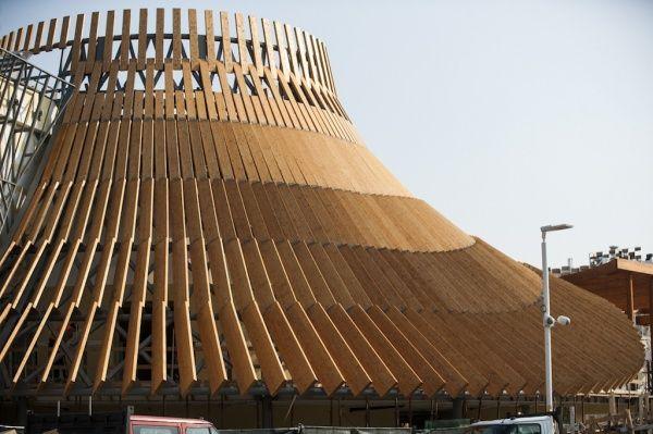 Expo Milano 2015: tutti i progetti, i padiglioni, le strutture | Ingegneri.info