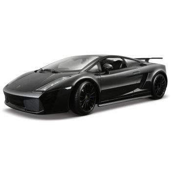 Maisto Lamborghini Gallardo S. Model Araba 1:18 S/E Siyah