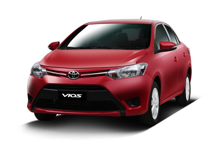 Toyota All New Vios - Exterior - AUTO2000
