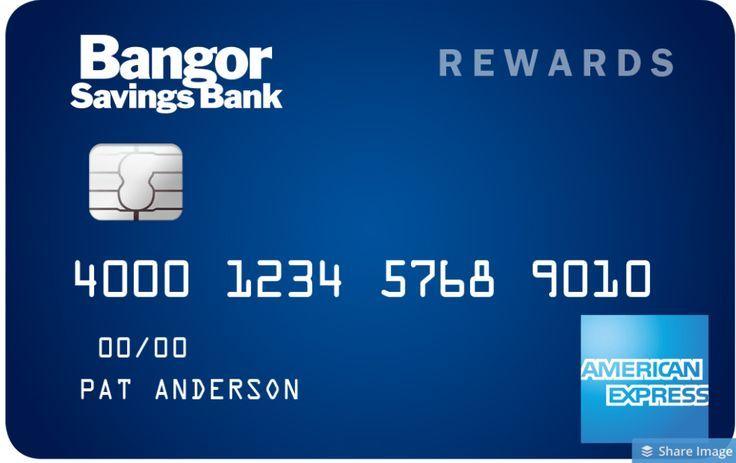 Bangor Savings Bank Visa Signature Bonus Rewards Allow You Earn 1