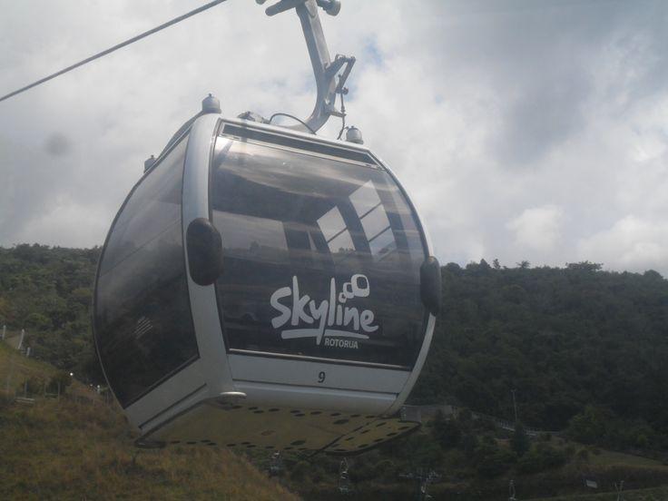 Skyling Gondola Rotorua