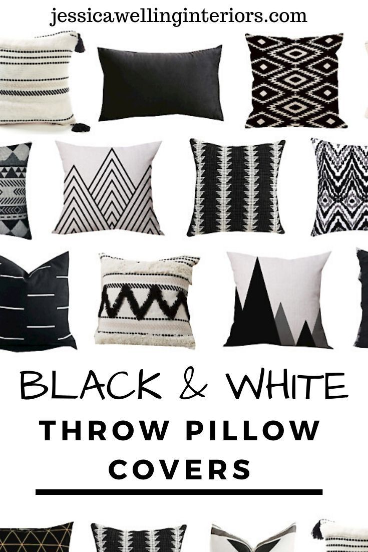 Modern Cheap Throw Pillow Covers In Every Color Jessica Welling Interiors In 2020 White Throw Pillow Covers White Throw Pillows Cheap Throw Pillow Covers
