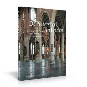 De Pieterskerk in Leiden  #boek #book #coffee #table #koffietafel #babooka #bookstore