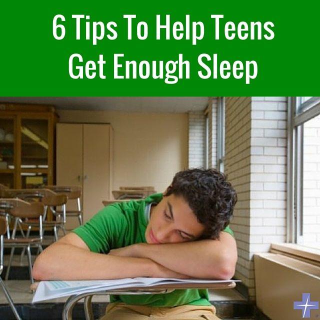 Researchers consider teen sleep