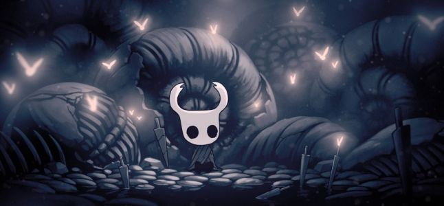The music for Hollow Knight