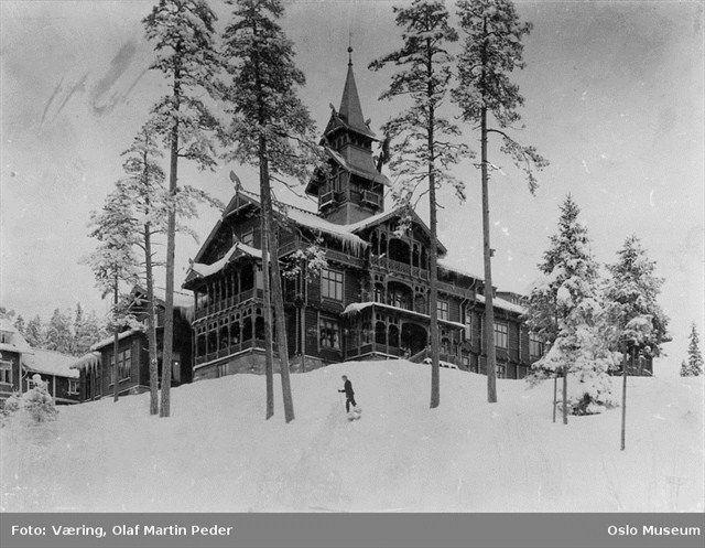 Holmenkollen Sanatorium