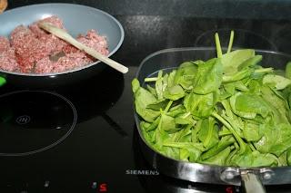 Low Carb - Grip op Koolhydraten: Spinazie Gehaktschotel