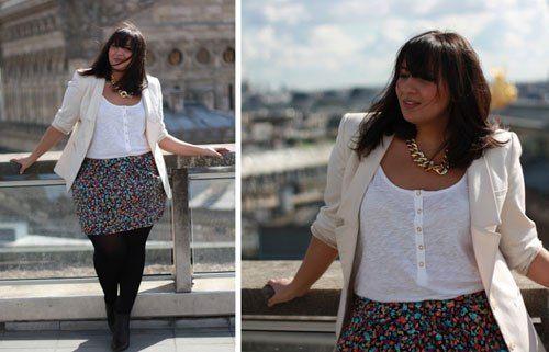 De 5 fashion hotspots van plus size model Mireille Bruin