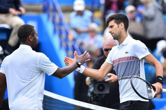 Novak Djokovic alcanzó las semifinales del Torneo de Eastbourne #Deportes #Tenis