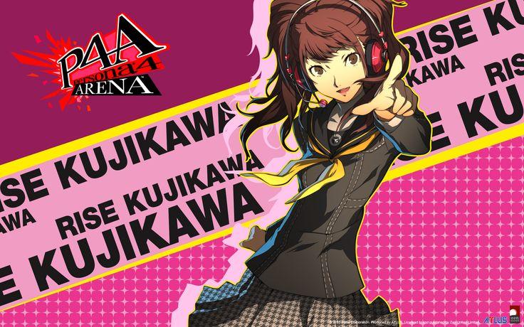 Tags: Wallpaper, Shin Megami Tensei: PERSONA 4, Kujikawa Rise, Atlus, Soejima Shigenori, Persona 4: The Ultimate In Mayonaka Arena