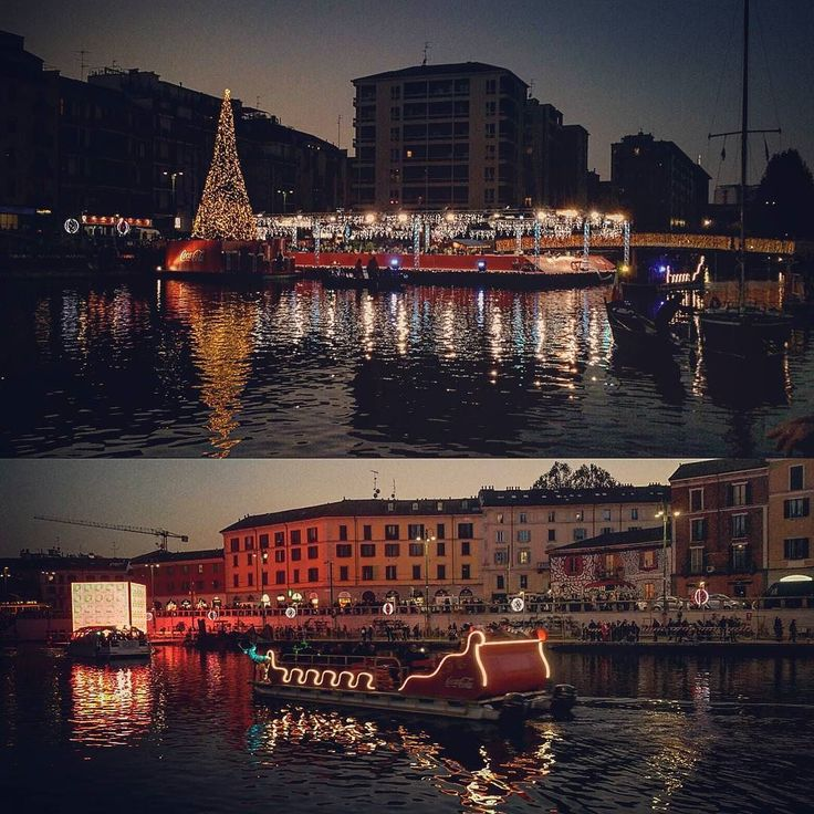 It's the Most wonderful time of the year  #Milano #darsena #christmas #natale #picoftheday #tagsforlikes #marketing #tbt #love #natale #italia #cocacola #samsung #note4 #instagood #photooftheday #beautiful #followme #instadaily #like4like