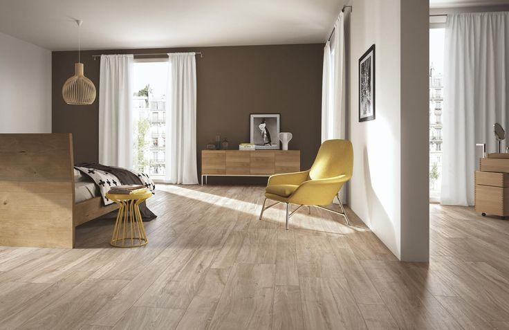 #Ragno #Woodliving #Rovere Tortora 15x120 cm R40J | #Feinsteinzeug #Holzoptik #15x120 | im Angebot auf #bad39.de 51 Euro/qm | #Fliesen #Keramik #Boden #Badezimmer #Küche #Outdoor