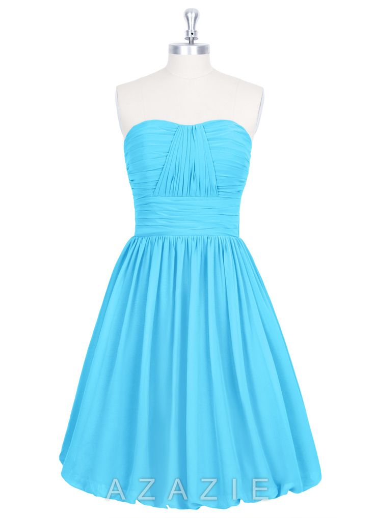 This mite be the dress but in Regency color n AZAZEL  BRIANNA  dress that ill be in for one of my bf weddings in the  Bahamas this year :)