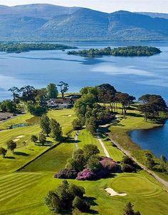 Top 5 Tourist Attractions In Ireland,The Causeway Coast Way,Hill of Tara,Killarney Golf,County Donegal,Dublin,