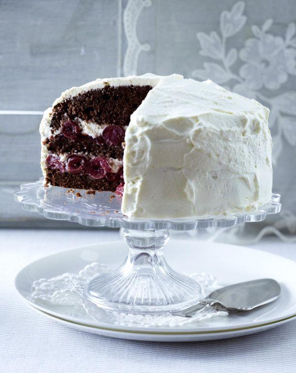 Unser beliebtes Rezept für Kleine Black-Forest-Torte und mehr als 55.000 weitere kostenlose Rezepte auf LECKER.de.