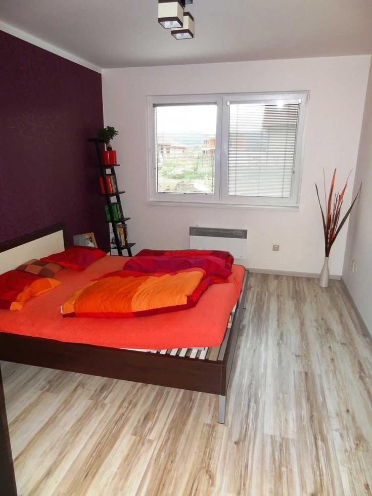 Low energy house interior - Bedroom