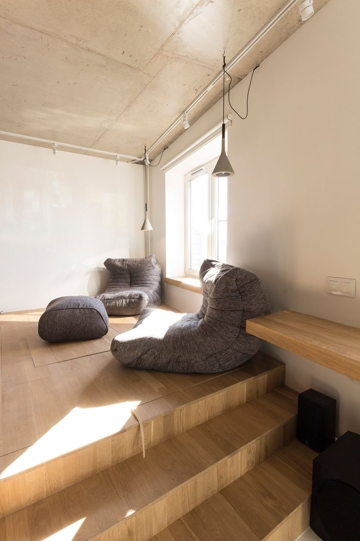 Open Plan Apartment Interior Design Ideas 39 best 50 sq.m apartment images on pinterest | living spaces