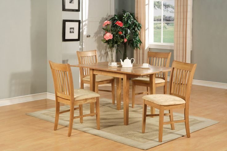 3 PC NORFOLK RECTANGULAR DINETTE KITCHEN DINING TABLE \u0026 2 PADDED CHAIRS IN OAK  & 22 best DINETTE DINING SET FOR HOME images on Pinterest | Dining ...
