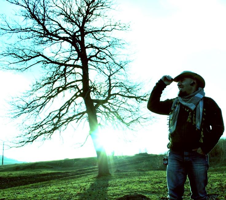 Sergiu Matei si una dintre fotografiile lui favorite.