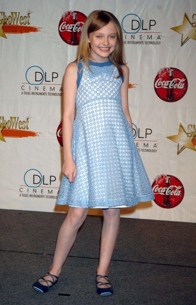 Proof That Dakota Fanning's Style Has Always Been Amazing