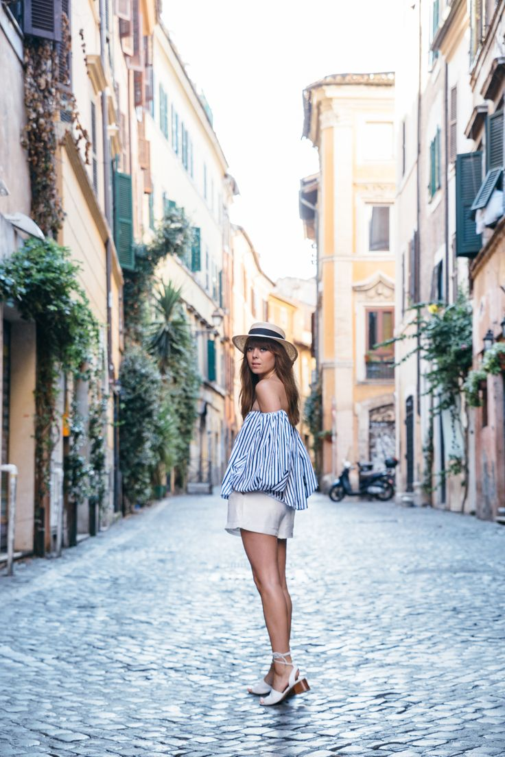 Best 25 Rome Street Style Ideas On Pinterest Street Style 2017 Gingham And Gingham Dress