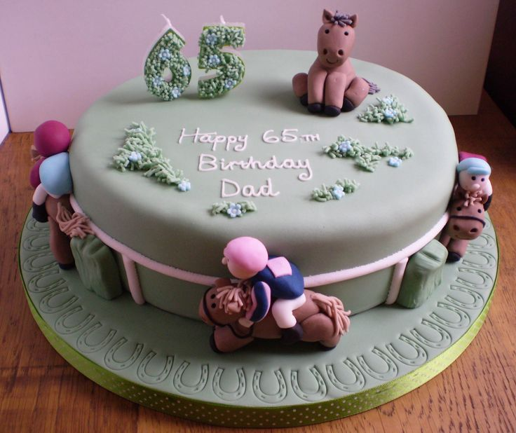 Best Racecourse Cakes Images On Pinterest Racing Cake Horse - Horse themed birthday cakes