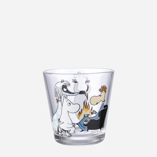 Iittala Moomin 'Falling in Love' tumbler (21 cl) #iittala #glass #moomin