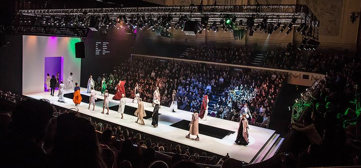 #MSFW Emerging Runway 2 Image by Lucas Dawson Photography