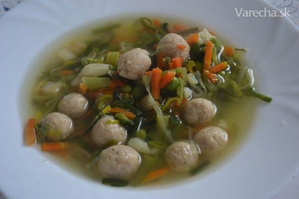 Knedličková polievka ll.