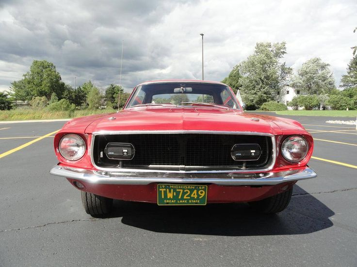 1968 Ford Mustang for sale #1930323 - Hemmings Motor News