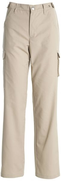 Kentaur unisex bukser med lårlomme, HACCP-godkendt, sand (18116-101-203) - ArbejdsBUKSER - BILLIG-ARBEJDSTØJ.DK