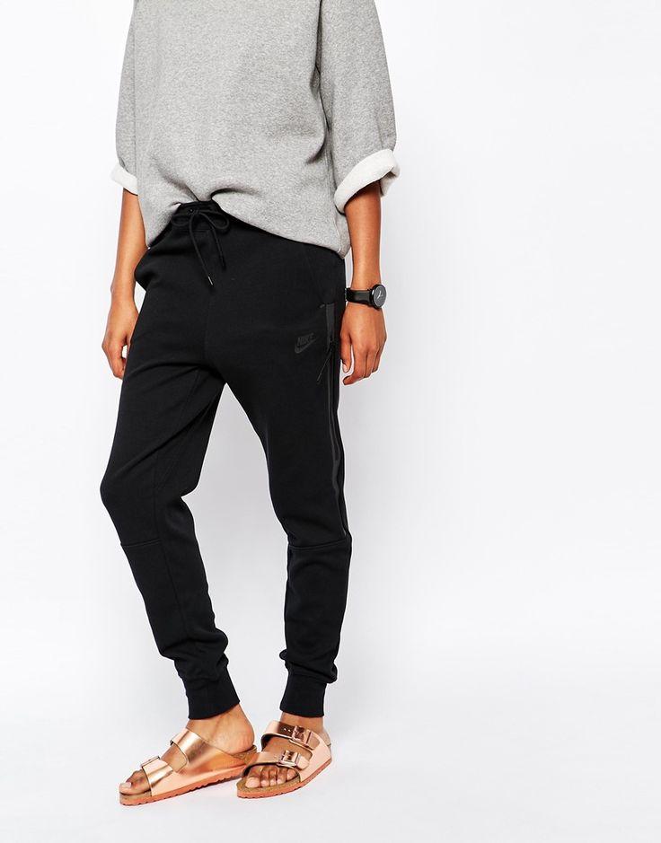 Image 4 - Nike - Pantalon de survêtement en polaire luxe