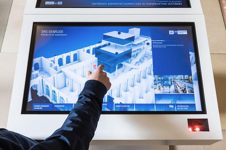 INFOSYSTEM HANDELSKAMMER HAMBURG on Behance