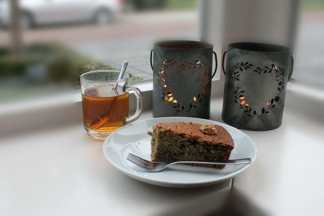 baksels.net | Zoete courgette-taart met walnoten door Maike; winnares winactie.; http://www.baksels.net/post/2013/09/15/Zoete-courgette-taart-met-walnoten.aspx