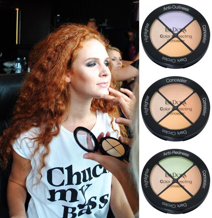 #isadora #makeup #fashionshow #lashes #model #models #makijaż #poland