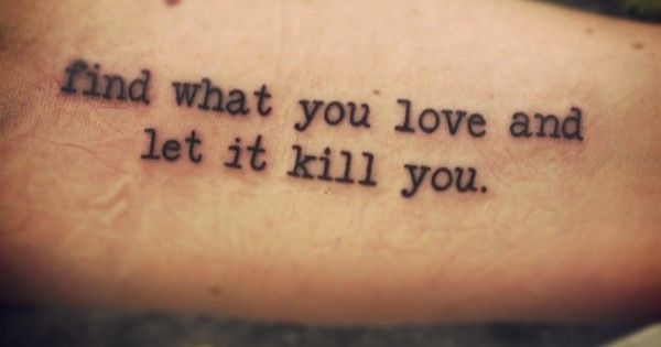 Tattoos Are Forever, But These 14 Choices Were Amazing. http://manonamission.rocks/17t3