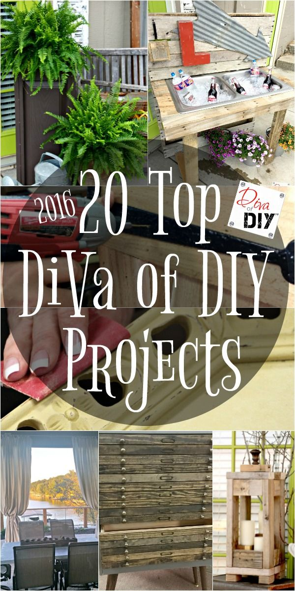 39120 best images about diy ideas on pinterest the for Outdoor decorating hacks