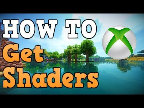 Minecraft Xbox One shaders texture pack download and install
