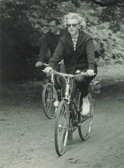 Gente fabulosa en bici