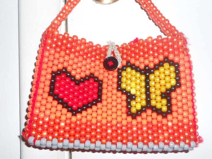 Simple butterfly and heart