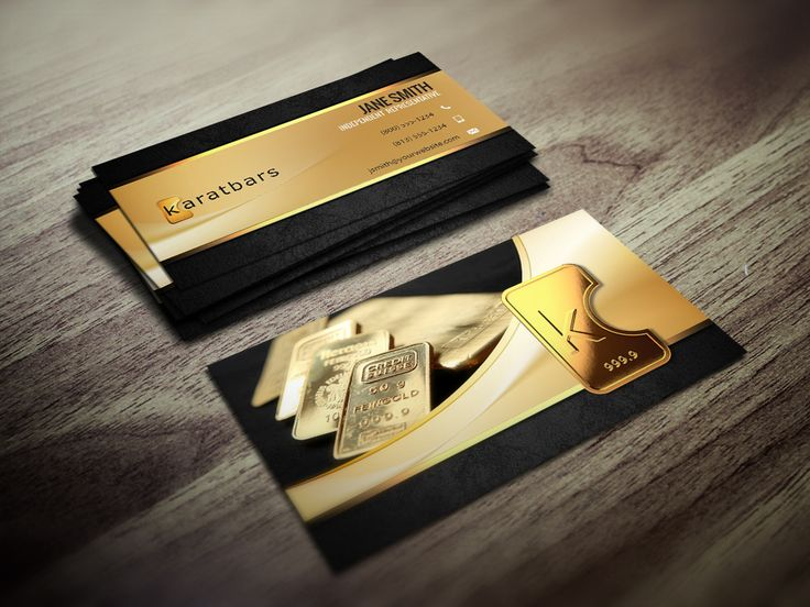 Top 7 best KaratBars Business Cards images on Pinterest   Business  AW22