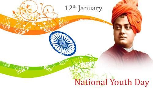 Swami Vivekanand ,National youth day