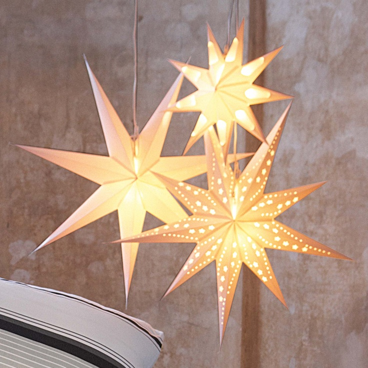 Dekostern / star for decoration  #impressionen #christmas #weihnachten