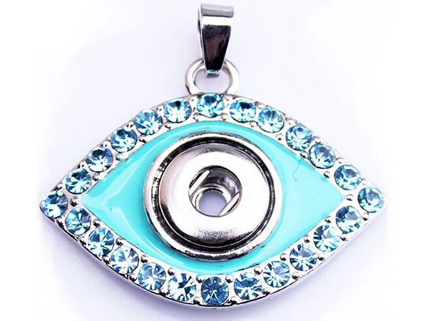 Eye noosa chunk with crystal  www.jc-giftsupplier.com